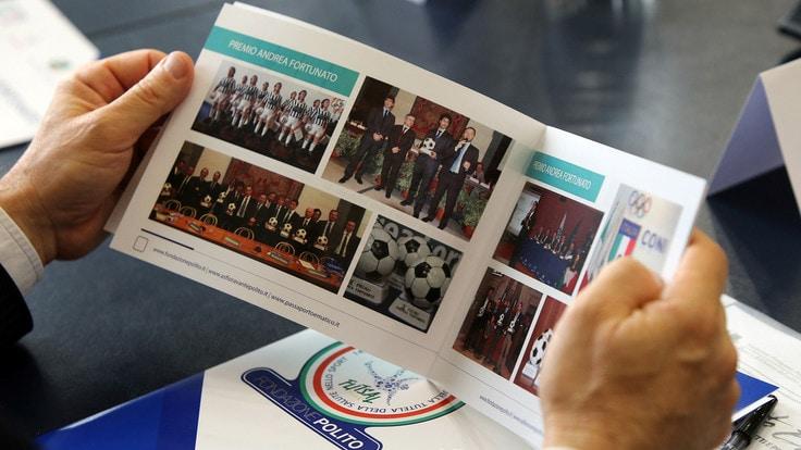 Polito Calendario 2020.Premio Andrea Fortunato Tutte Le Foto Corriere Dello Sport