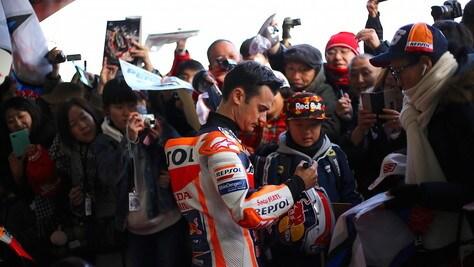 "Honda Racing Thanks Day 2018: una festa ""giap"""