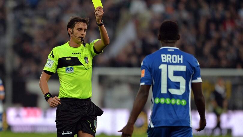 Serie B, sette giocatori squalificati per un turno