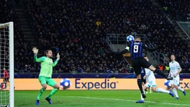 Champions League Inter-Psv 1-1, il tabellino