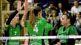 Volley: Coppa Italia A2 Femminile, passa il Sassuolo