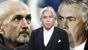 «Napoli e Inter fuori? Ci guadagnerà la domenica italiana»