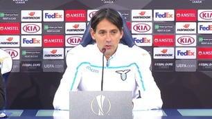 """Inzaghi: """"Con l'Eintracht evitiamo figuracce"""""""