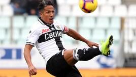 Serie A Parma, Bruno Alves si è allenato con i compagni
