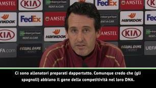 """Emery: """"Il City con Guardiola può vincere la Champions"""""""