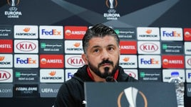 Gattuso: «Voglio un Milan tosto. Qui è dura»