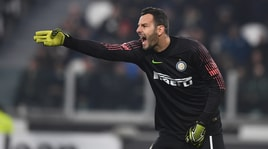 Inter, Handanovic guarda avanti: «Ora vinciamo l'Europa League»