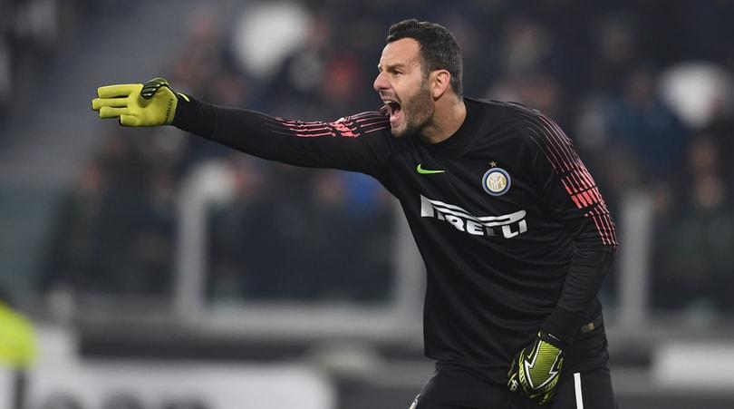 Inter, Handanovic guarda avanti:«Ora vinciamo l'Europa League»