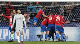 Champions, Viktoria Plzen-Roma 2-1: Di Francesco sempre più a rischio
