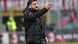 Milan: Gattuso,E.League più affascinante