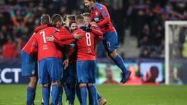 Champions: Roma perde partita e faccia