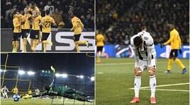 La doppietta di Hoarau stende la Juve: vince lo Young Boys