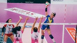 Volley: Coppa Italia A2 Femminile, Trento, Orvieto e Martignacco nei quarti
