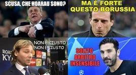 Juventus ko con lo Young Boys: parte l'ironia social