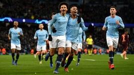 Champions League: in quota volano City e Barcellona