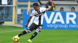 Serie A Parma, ansia per Bruno Alves