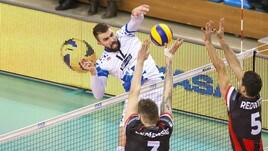Volley: Superlega, Uros Kovacevic l'MVP del mese di novembre