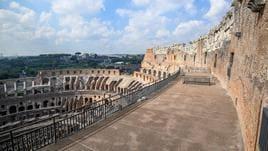 Bonisoli, più vigilanza Colosseo e Fori