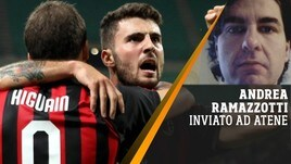 Olympiacos-Milan, le ultime dal nostro inviato