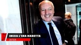 Inter, inizia l'era Marotta