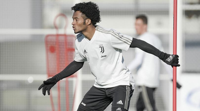 Juventus, trauma al ginocchio: Cuadrado verso il forfait nel derby