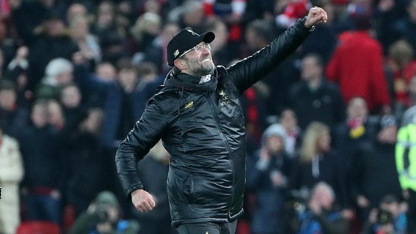 Premier League, Liverpool-United: le quote fanno scintille