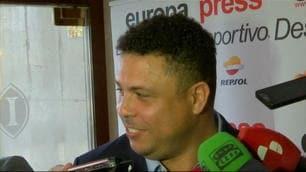 "Ronaldo: ""Ho chiesto Vinicius Jr al Real"""