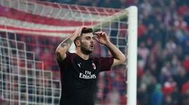 Europa League: Olympiacos-Milan 3-1