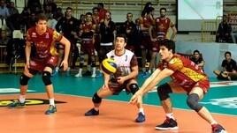 Volley: Superlega, Vibo spazza via Siena nell'anticipo della 2a di ritorno
