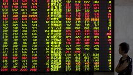 Borsa Shanghai negativa, apre a -0,24%