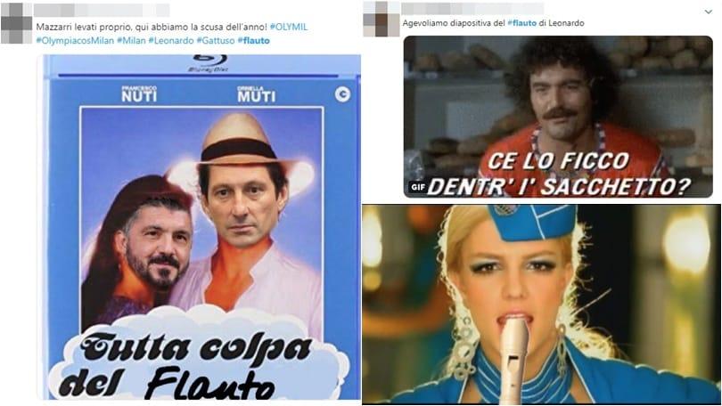 Europa League, Milan fuori: il web non perdona