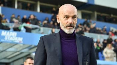 Serie A Fiorentina, Pioli: «Empoli? Sarà una gara molto importante»