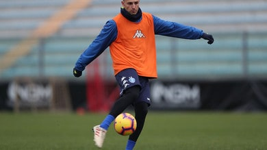 Serie A Empoli, Iachini valuta Antonelli e Pasqual per la Fiorentina