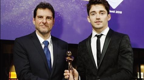 Caschi d'Oro, Leclerc: La mia grande chance