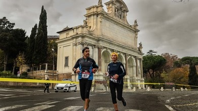 Domenica la Roma City Trail