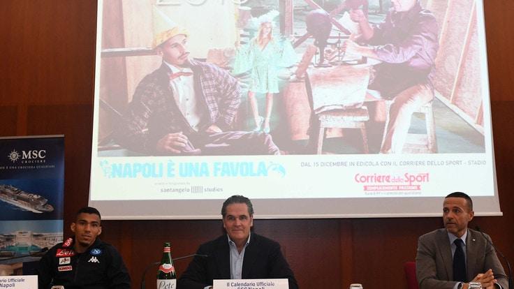 Calendario Del Napoli.Svelato Il Calendario Ufficiale Del Napoli Corriere Dello