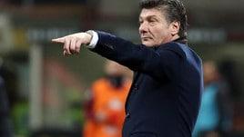 Serie A Torino, Mazzarri: «Contro la Juve serviranno testa, gambe e orgoglio»