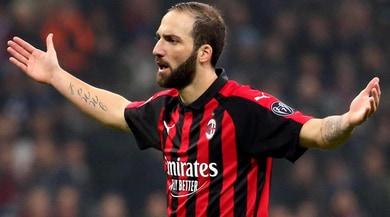 Milan, la sentenza Uefa taglia Higuain