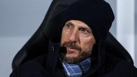Serie A, rischio esonero per Di Francesco: in lavagna a 2,20