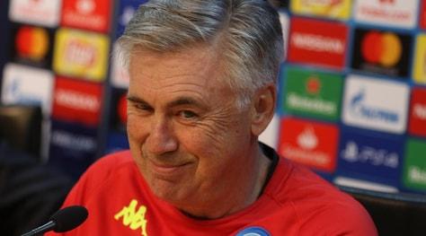 Napoli, Ancelotti rilancia: «Questa squadra presto vincerà qualcosa»