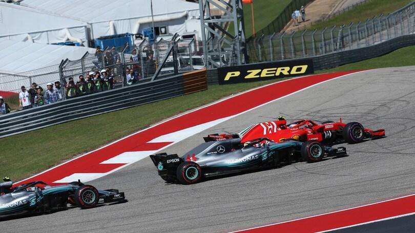 F1, il Gp Usa votato come migliore dell'anno