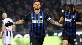 Inter-Udinese 1-0: decide Icardi con un cucchiaio su rigore