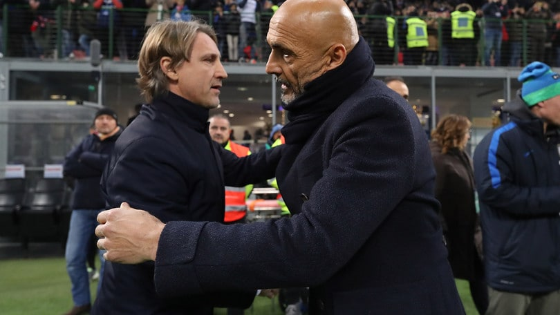 Serie A Udinese, Nicola: «Soddisfatto della prestazione»
