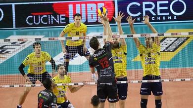 Volley: Superlega, vince la Lube ma Castellana Grotte non sfigura
