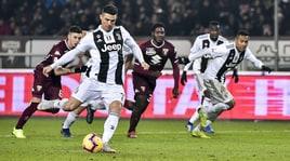 Juventus, Ronaldo: «Ichazo? Ho tirato forte e ho segnato, questo conta di più»