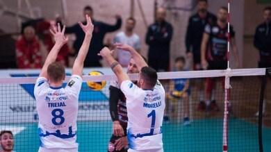 Volley: A2 Maschile, Girone Bianco, per Mondovì una vittoria che vale la vetta della classifica