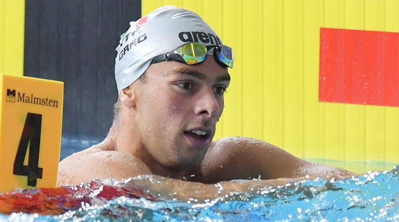 Nuoto, Mondiali vasca corta: Paltrinieri argento nei 1500 sl