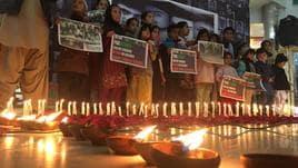 Pakistan ricorda la strage a scuola 2014