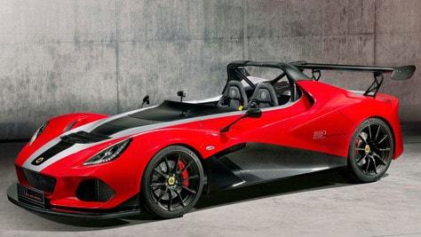 Lotus rinasce con Omega, la Hypercar da 1.000 cv