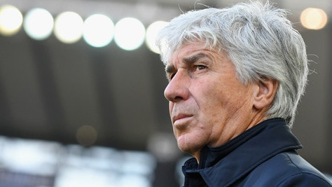 Serie A Atalanta, Gasperini: «Lazio? Vincere ci proietterebbe in alto»